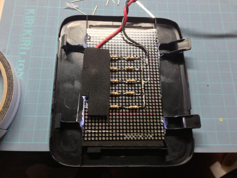 フォレスター DBA-SJ5 LED加工