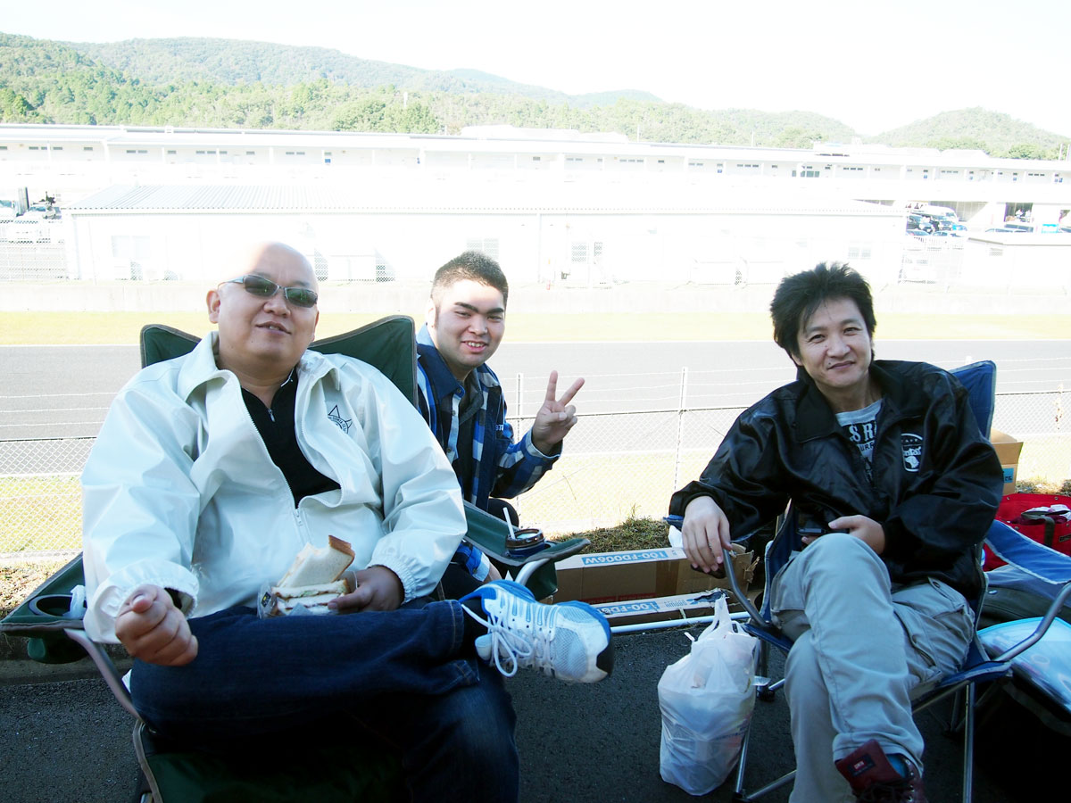 KING OF K-CAR vol.8 ごんた屋ブース設営風景