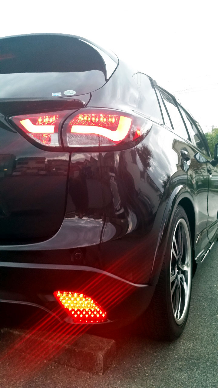 CX-5 XD L Package LEDリフレクター