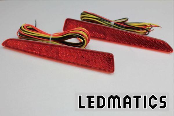 LEDリフレクター タント LA600S 42 カスタム